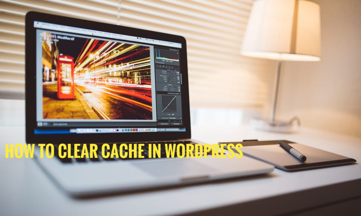 Themakemoneycenter image that displays our topic on how to clear Cache in WordPress