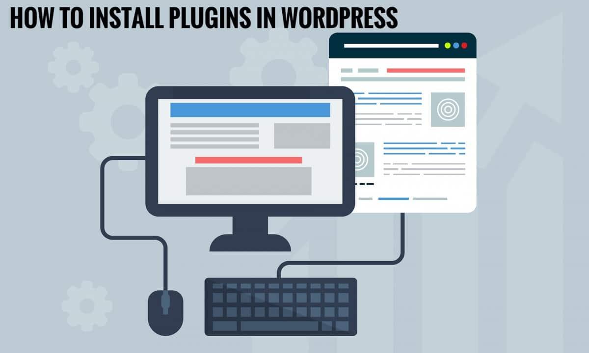 Themakemoneycenter image bearing topic on how to install plugin in WordPress