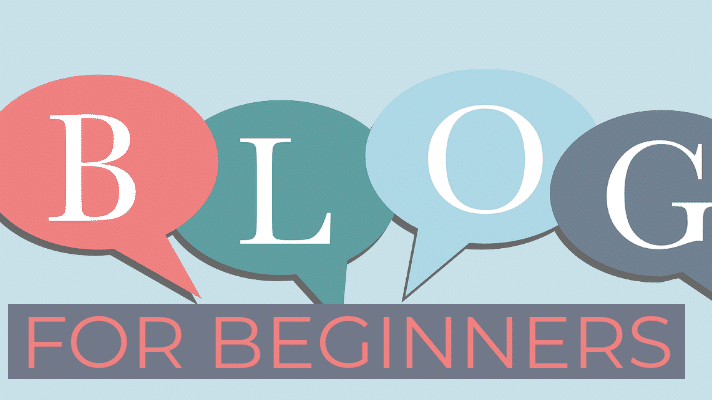 Image of themakemoneycenter that describes the blog topic on blogging for beginners